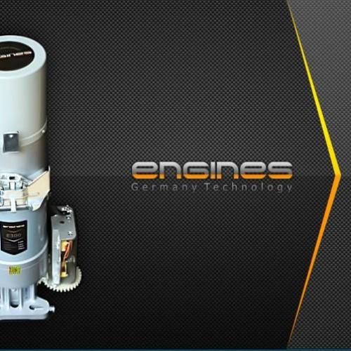 Motor Cửa Cuốn Enginess